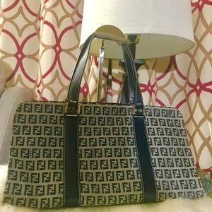 Fendi Authentic Handbag